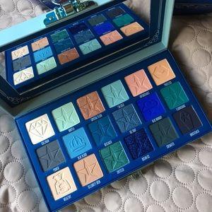 Jeffree Star ⭐️ Blue Blood💎 palette BNIB